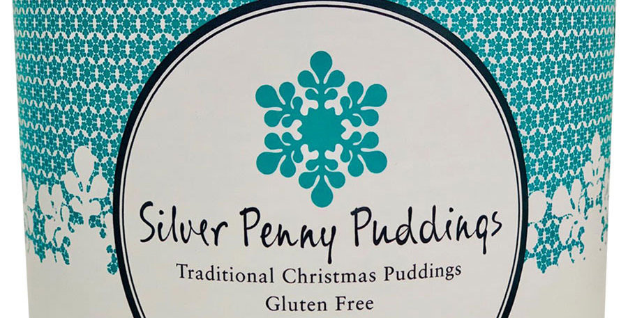 SILVER PENNY PUDDINGS -  Gluten free 900g
