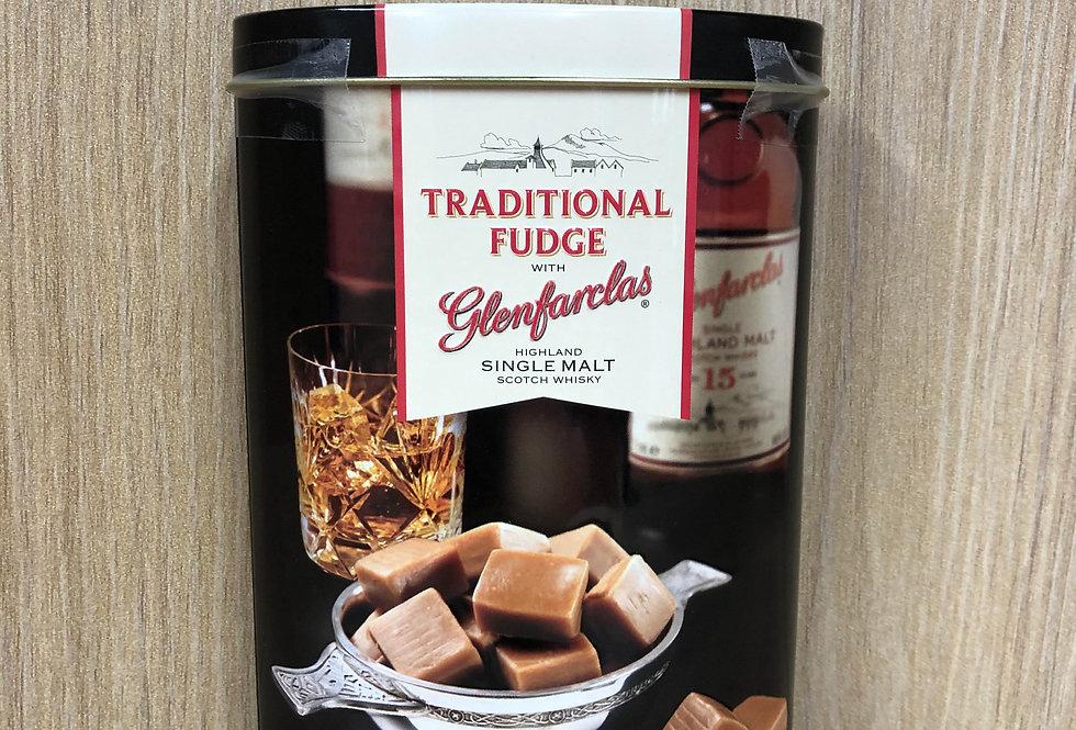 GLENFARCLAS - Highland Single Malt Scotch Whisky Fudge 300g