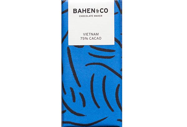 BAHEN - Vietnam 75% Cacao 75g