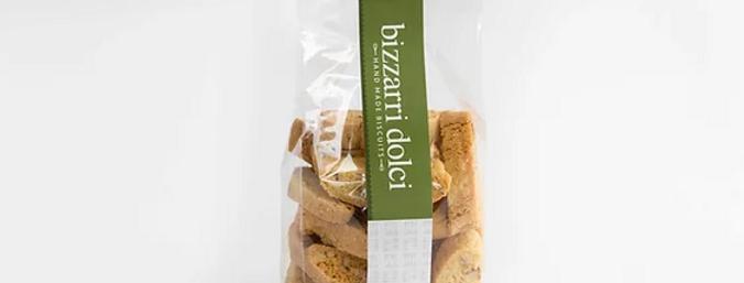 BIZZARRI DOLCI - Orange & Almond Biscotti