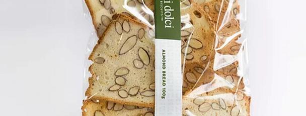 BIZZARRI DOLCI - Almond Bread