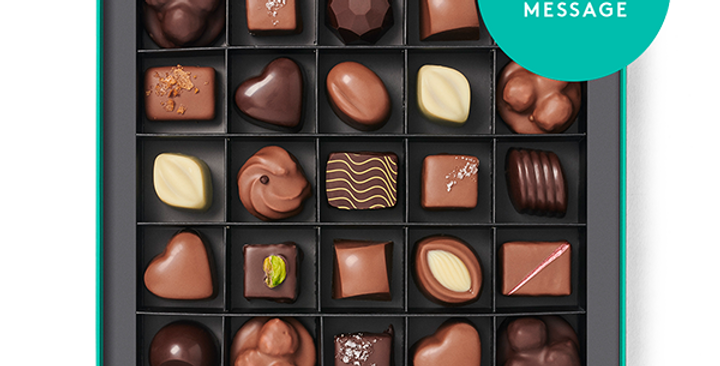 KOKO BLACK - Chocolatier's Selection Gift Box 25 Piece