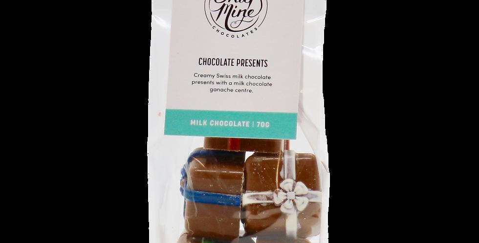 ONLY MINE - Milk Chocolate Presents 70g