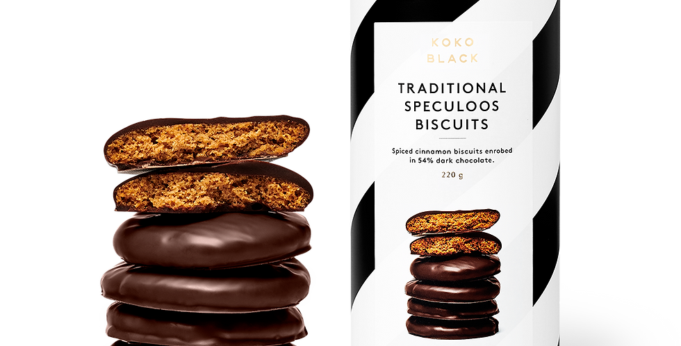 KOKO BLACK - Traditional Speculoos Biscuits
