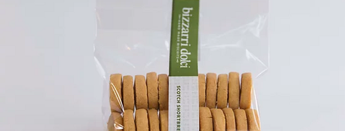 BIZZARRI DOLCI - Scotch Shortbreads