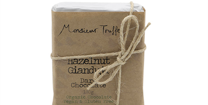 MONSIEUR TRUFFE - Gianduja Dark