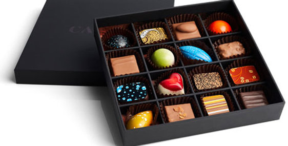 CACAO - Signature Chocolates - 16 piece box