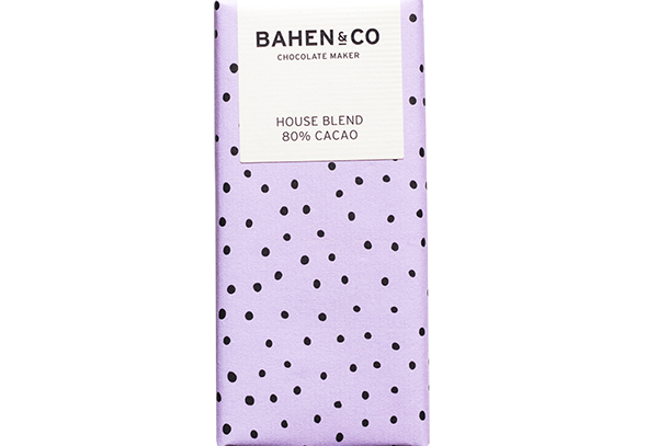 BAHEN - House Blend 80% Cacao 75g
