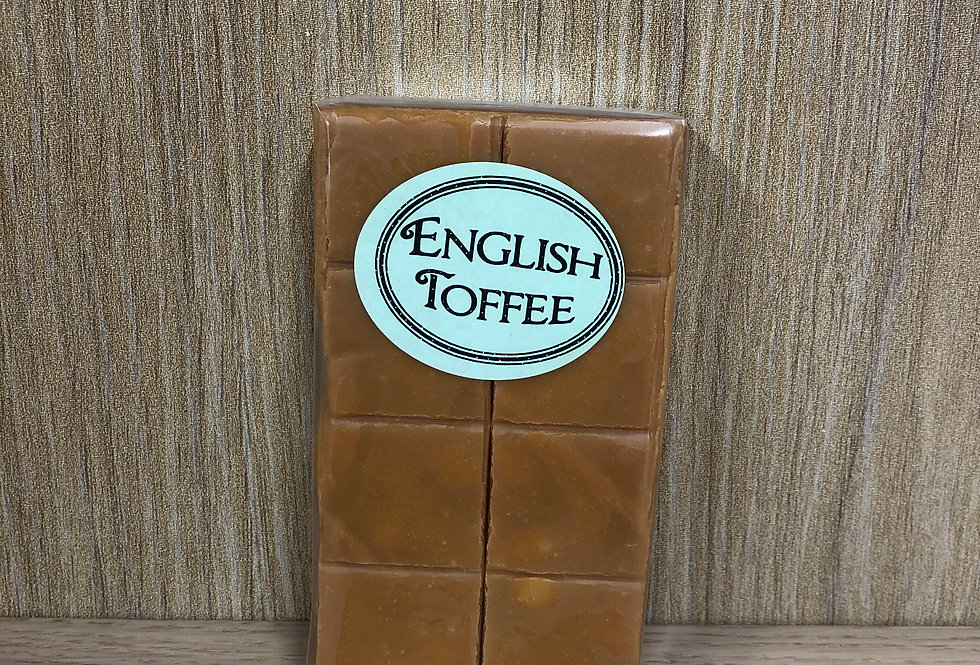 OLD FASHIONED FUDGE - English Toffee 150g