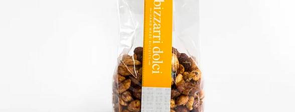 BIZZARRI DOLCI - Mediterranean Spiced Nuts