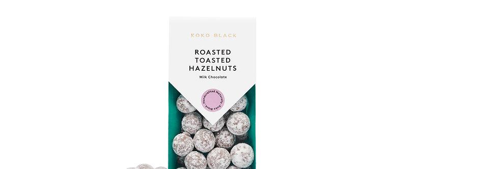 KOKO BLACK - Roasted Toasted Hazelnuts Milk 100g