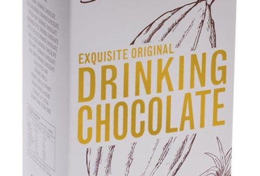 GROUNDED PLEASURES - Original Drinking Chocolate 200g