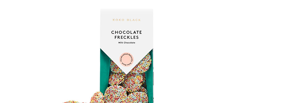 KOKO BLACK - Chocolate Freckles Milk 100g