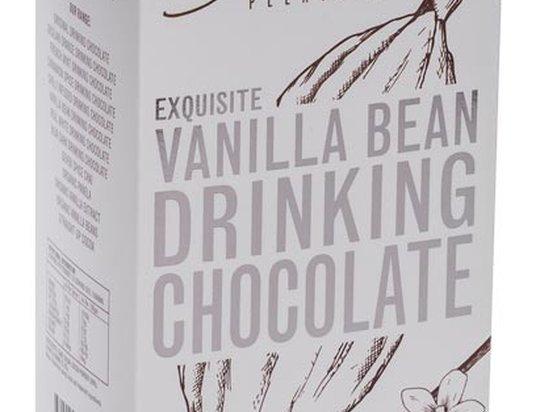 GROUNDED PLEASURES - Vanilla Bean Drinking Chocolate 200g