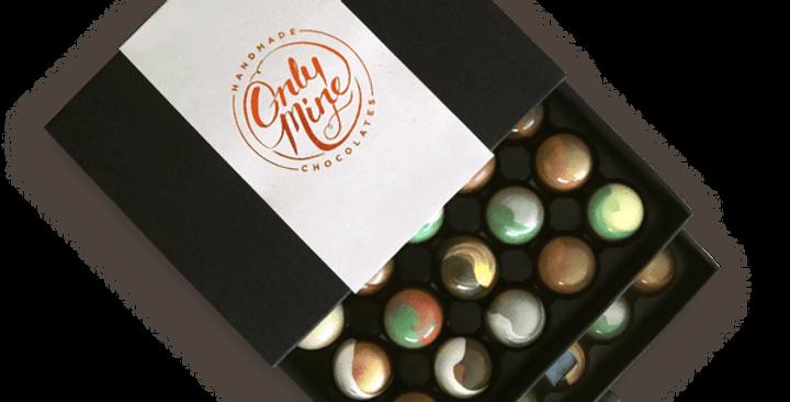 ONLY MINE - Handmade Chocolates 40-pack