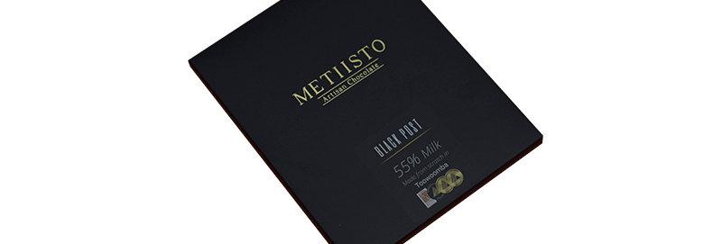 METIISTO - Black post dark milk 55%