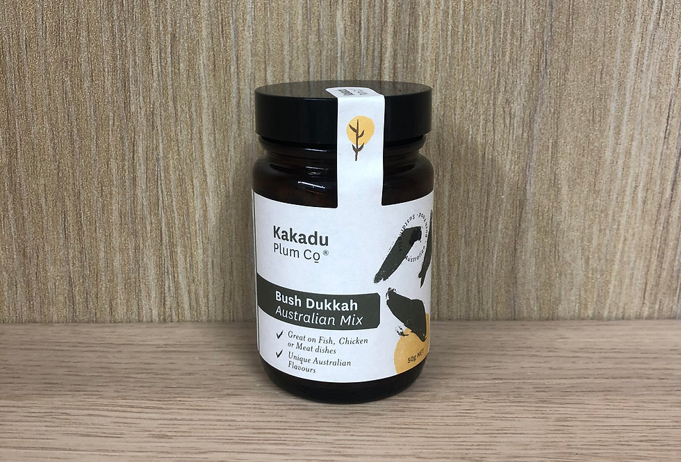 KAKADU PLUM - Australian Bush Dukkah 50g