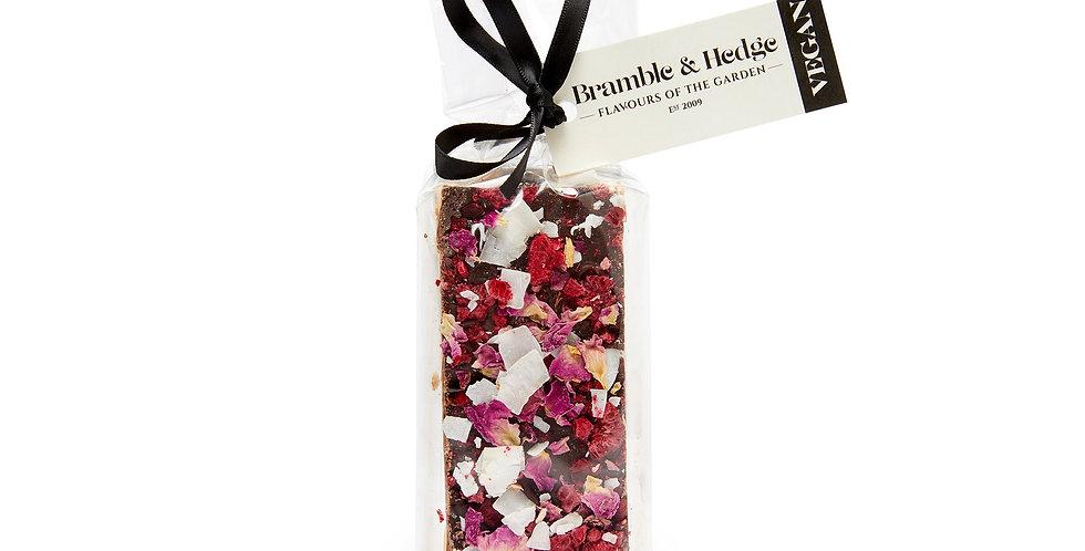 BRAMBLE & HEDGE - Sour Cherry & Raspberry Vegan Nougat