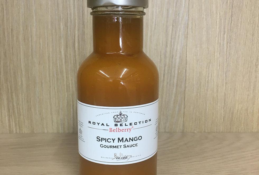 BELBERRY - Spicy Mango Gourmet Sauce  250ml