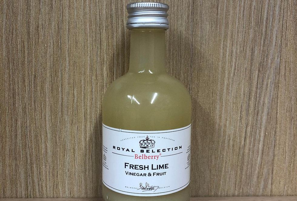 BELBERRY - Fresh Lime Vinegar & Fruit  200ml