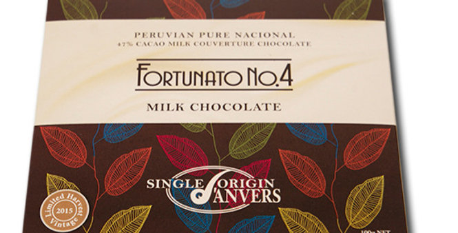ANVERS - Milk Fortunato No.4 47% (100g)
