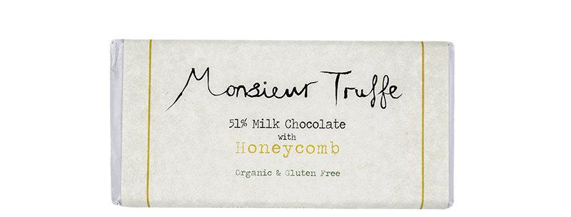 MONSIEUR TRUFFE - Honeycomb Milk 51%