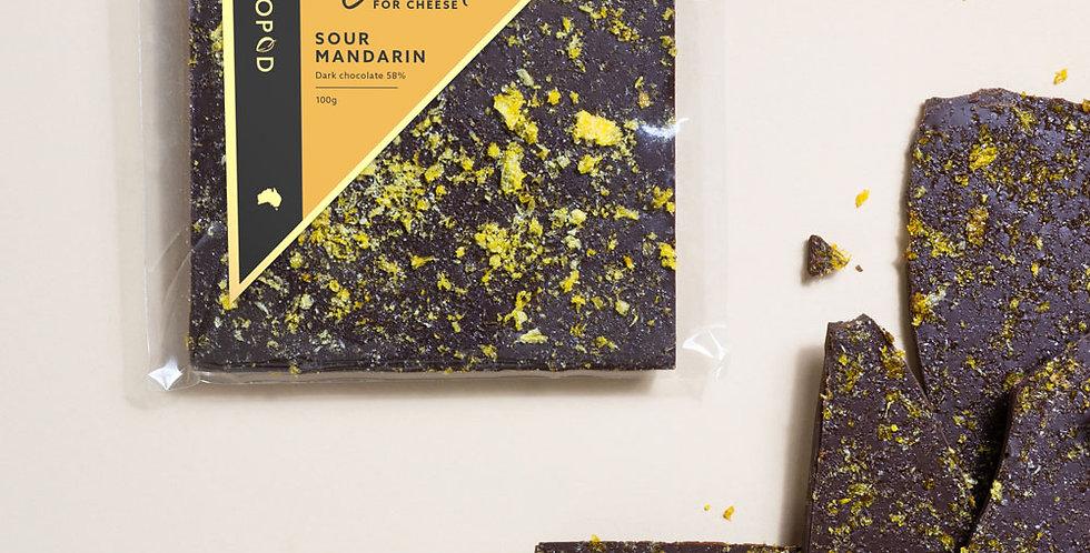 KOKOPOD - Sour Mandarin Grazing 100g
