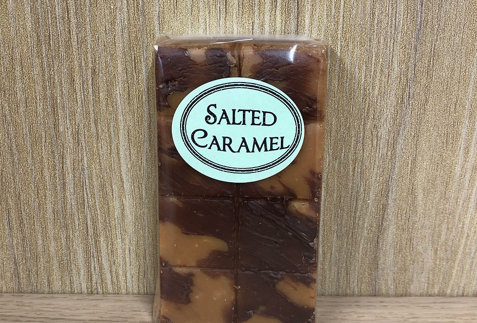 OLD FASHIONED FUDGE - Salted Caramel 150g