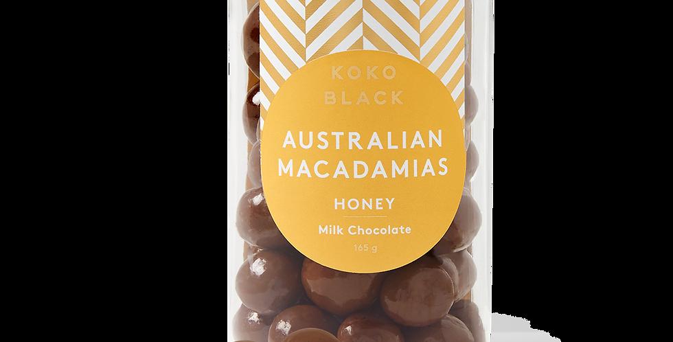 KOKO BLACK - Honey Macadamias | Milk Chocolate