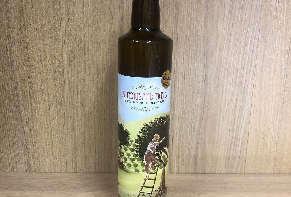 A THOUSAND TREES - Extra Virgin Olive Oil 250ml