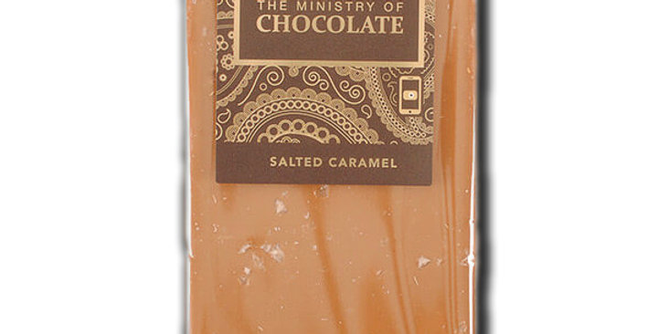 MINISTRY OF CHOCOLATE - Salted Caramel 100g