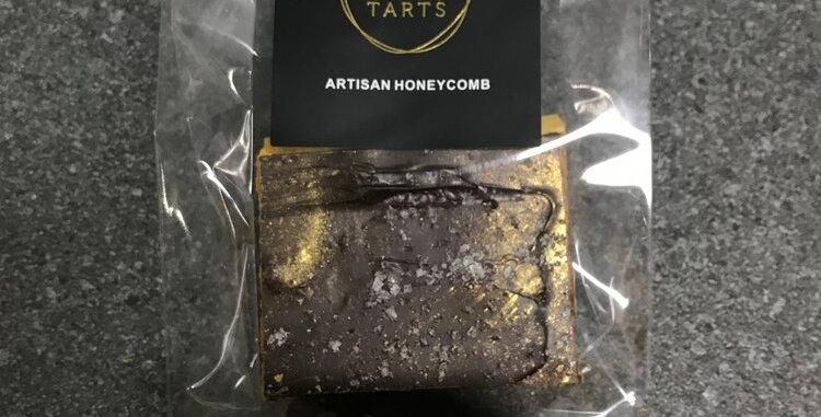 TWO LITTLE TARTS - Honeycomb - Gold dust + Sea Salt 75g