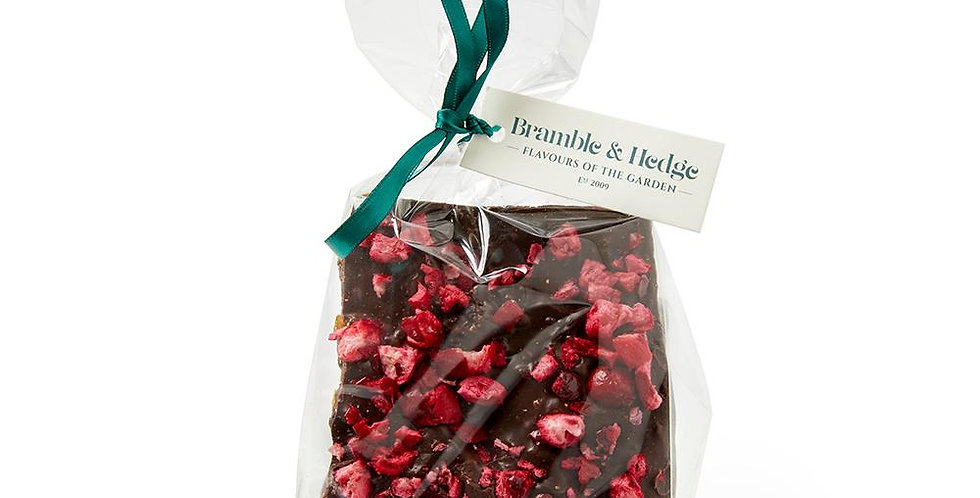 BRAMBLE & HEDGE - Cranberry & French Candied Orange Chocolate Shards