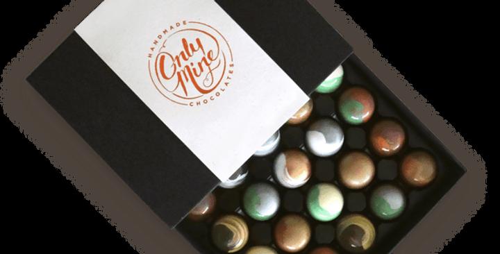 ONLY MINE - Handmade Chocolates 20-pack