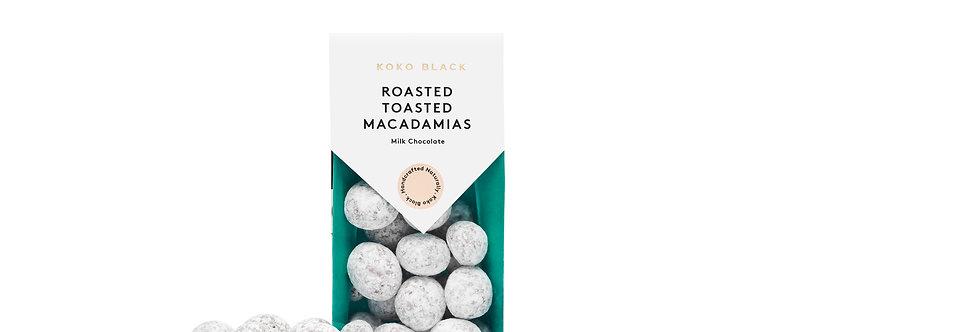 KOKO BLACK - Roasted Toasted Macadamia Milk 100g