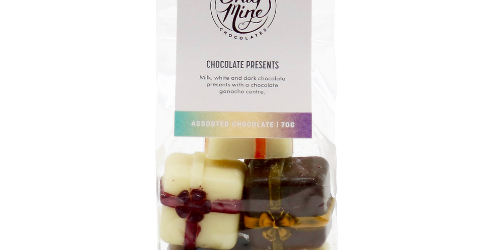 ONLY MINE - Assorted Chocolate Presents 70g