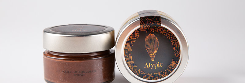 ATYPIC CHOCOLATE - Hazelnut Chocolate
