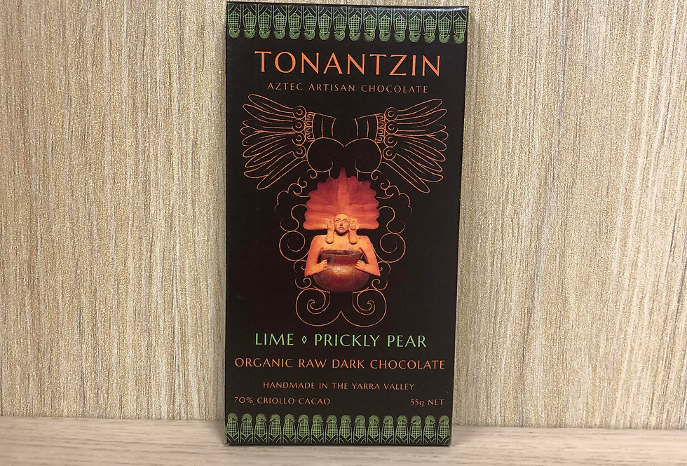 TONANTZIN - Lime Prickly Pear