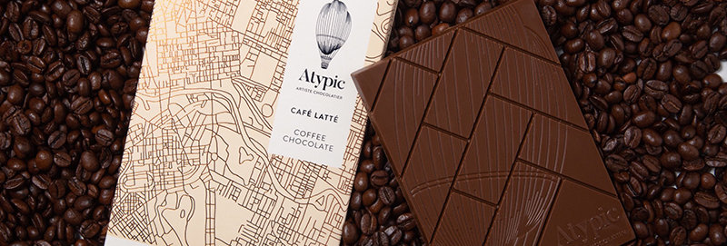 ATYPIC CHOCOLATE - Cafe Latte