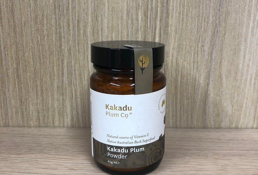 KAKADU PLUM - Kakadu Plum Powder 45g