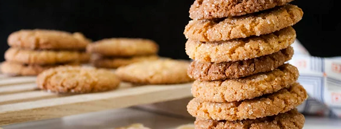 BIZZARRI DOLCI - Ginger Spice Biscuits