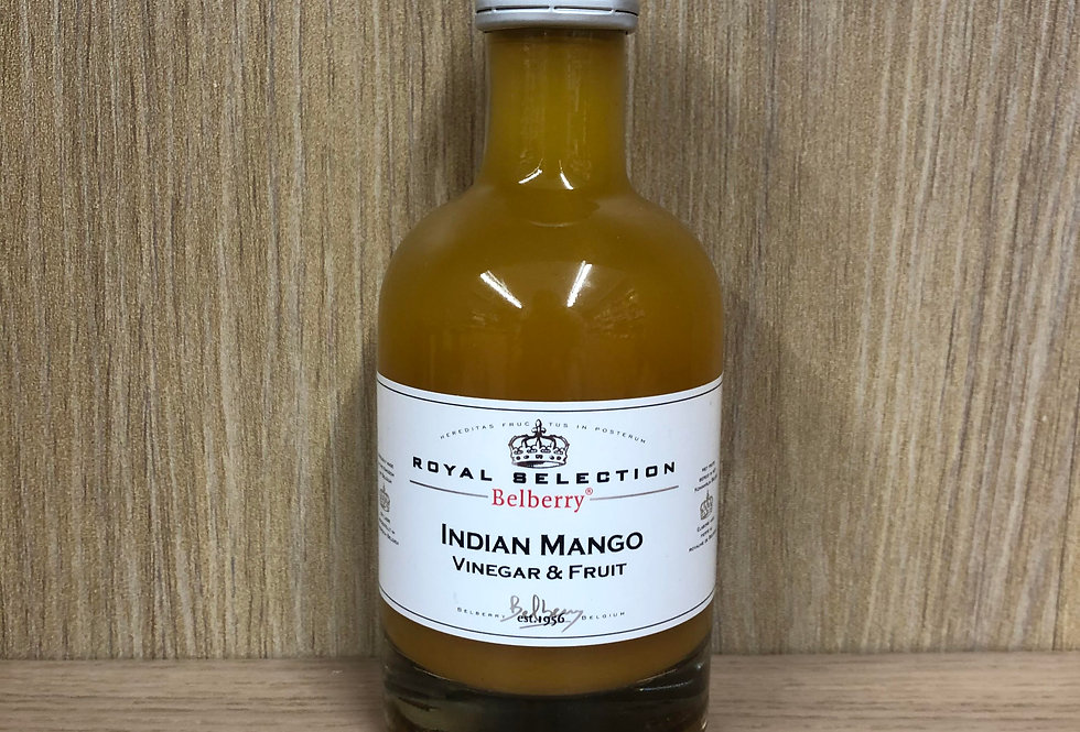BELBERRY - Indian Mango Vinegar & Fruit  200ml
