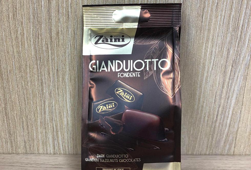 ZAINI - Gianduiotto Fondente 160g