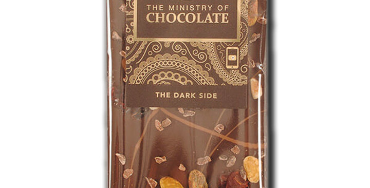 MINISTRY OF CHOCOLATE - The Dark Side 100g