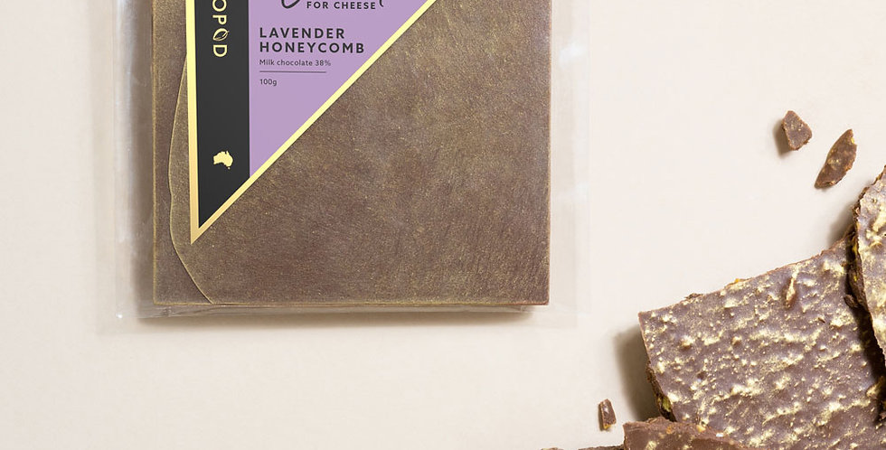 KOKOPOD - Lavender & Honeycomb Grazing 100g