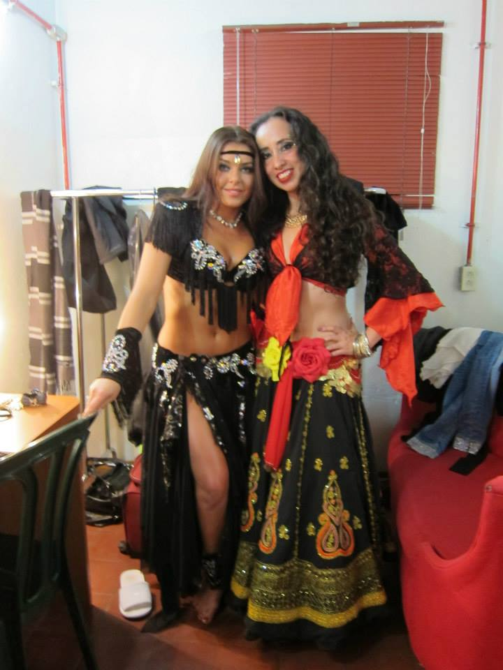 Alla Kushnir and Zizi