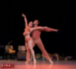 Salsa Fuion Gitana Caravan of Dancers