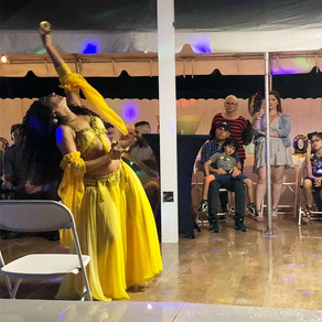 Belly Dance show in West Kendall