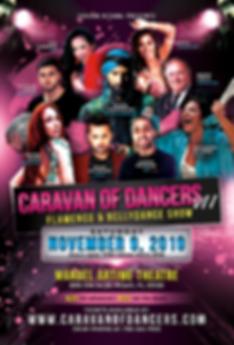 CARAVAN OF DANCERS VII
