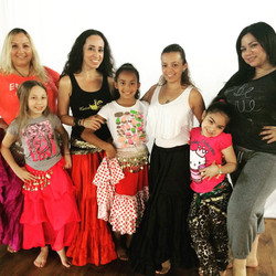 Mommy and Me Flamenco class